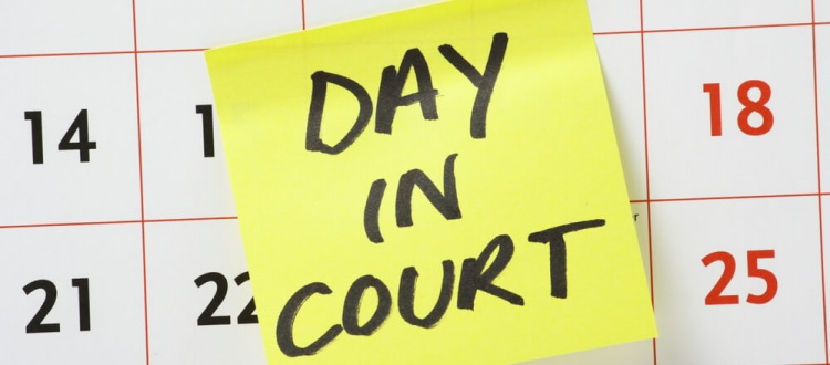 Importance of Contacting Your Lawyer to Reschedule Your Court Appearance